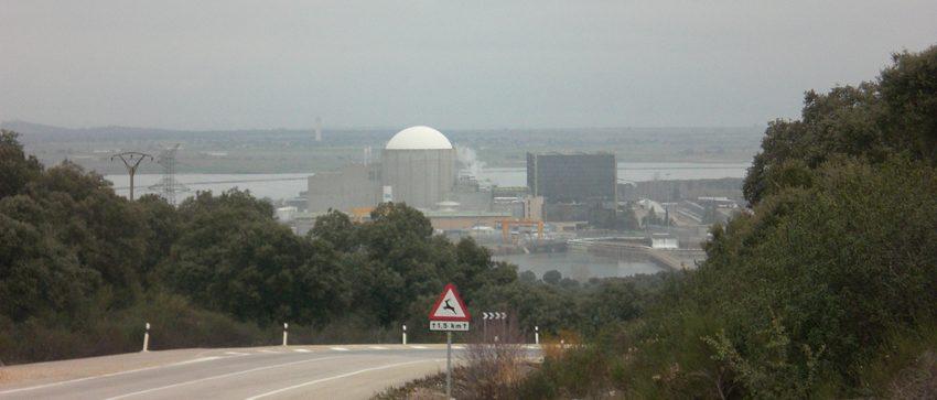 Novo incidente na Central Nuclear de Almaraz