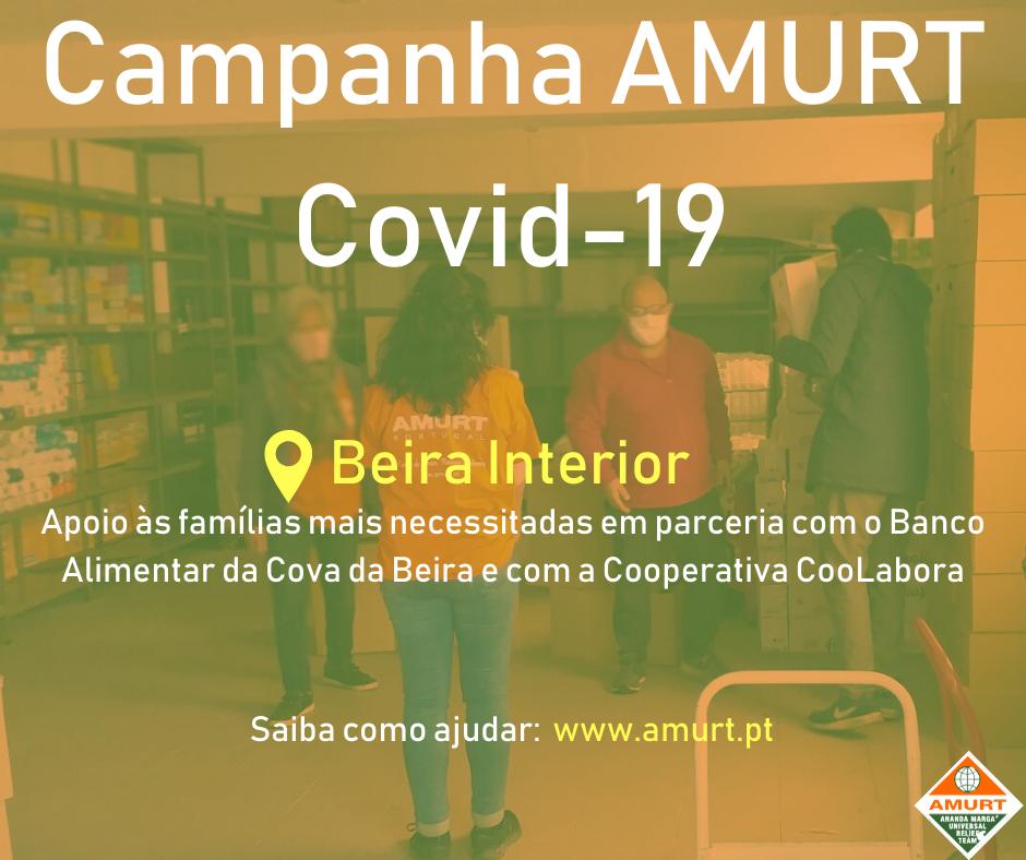 Caixas Solidárias ajudam famílias na Beira Interior