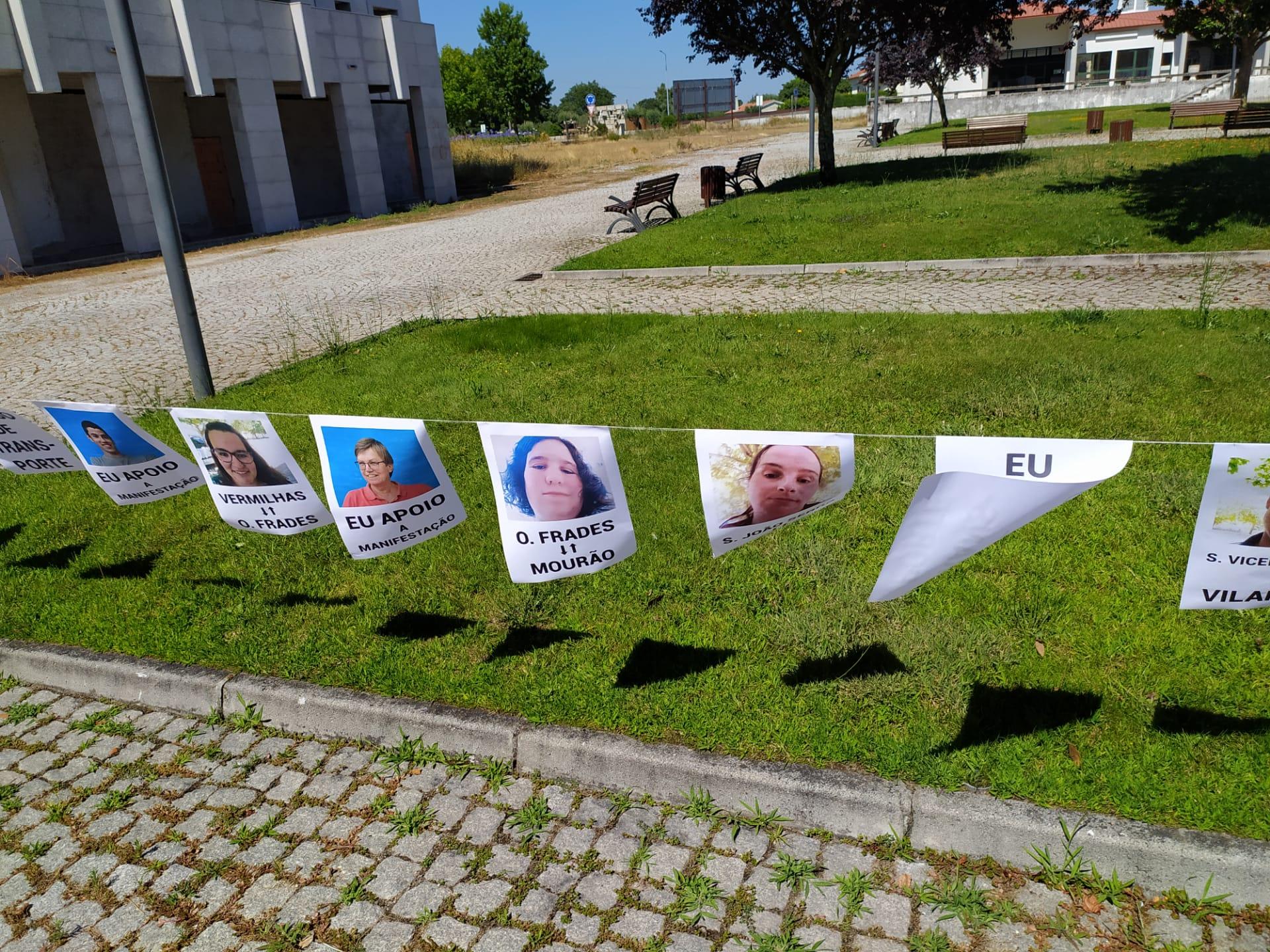 ASSOL manifesta-se pela reposição dos transportes públicos na região Dão Lafões