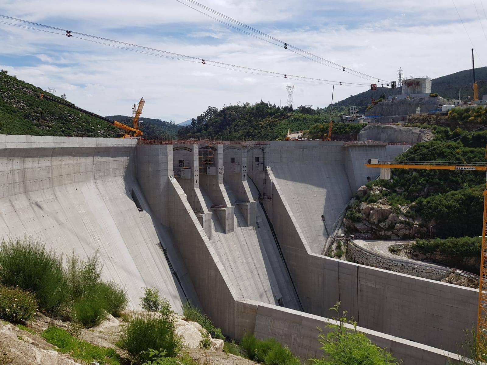 Barragem de Daivões começa a encher em outubro