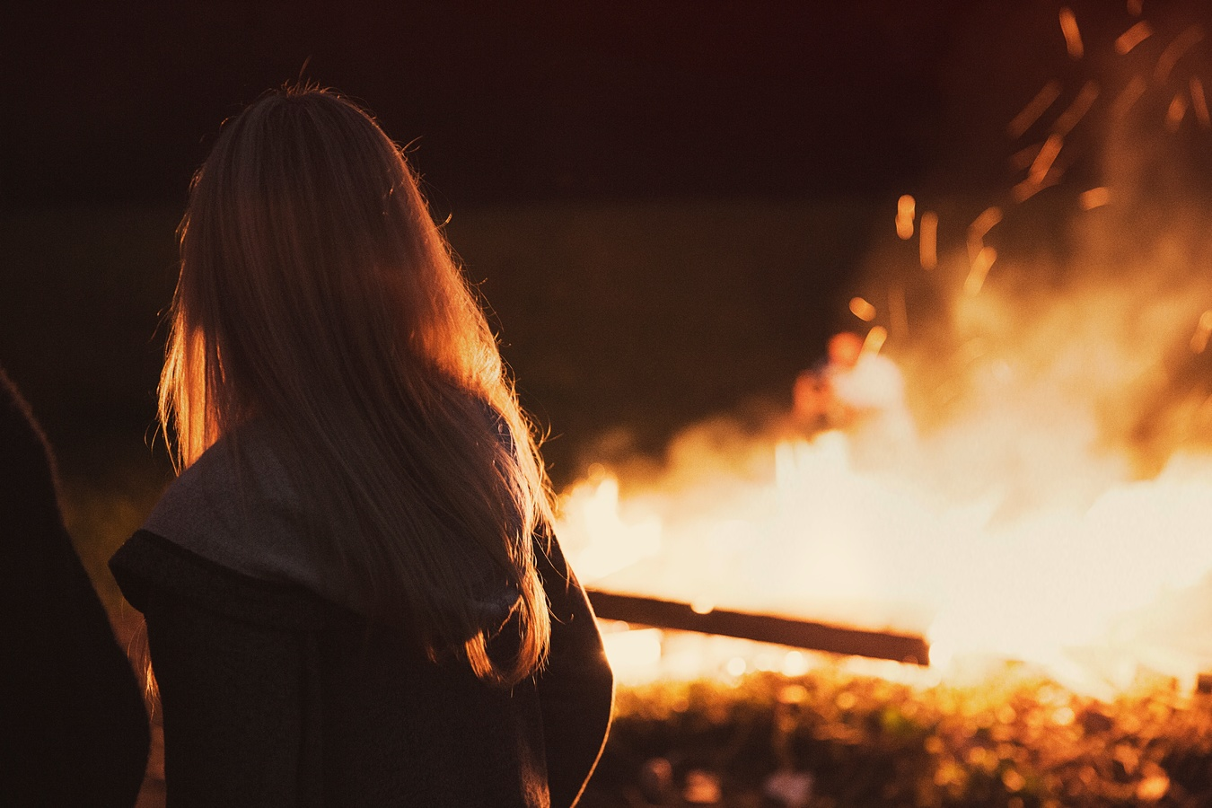 Com o fogo não se brinca!