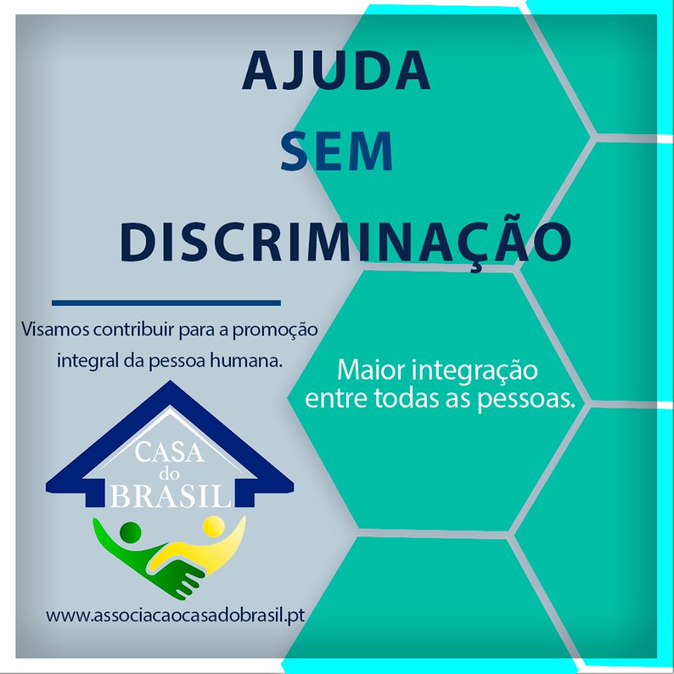 Associação Casa do Brasil reprova a divulgação do apoio do Viseu Ajuda