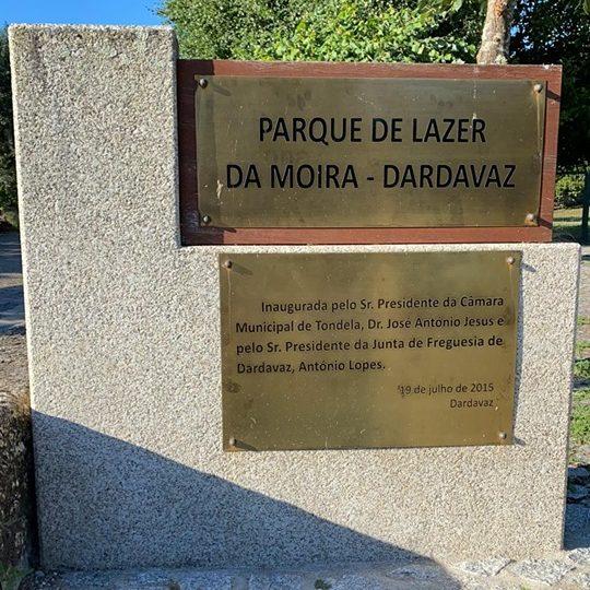 Parque Infantil da Moira em Dardavaz