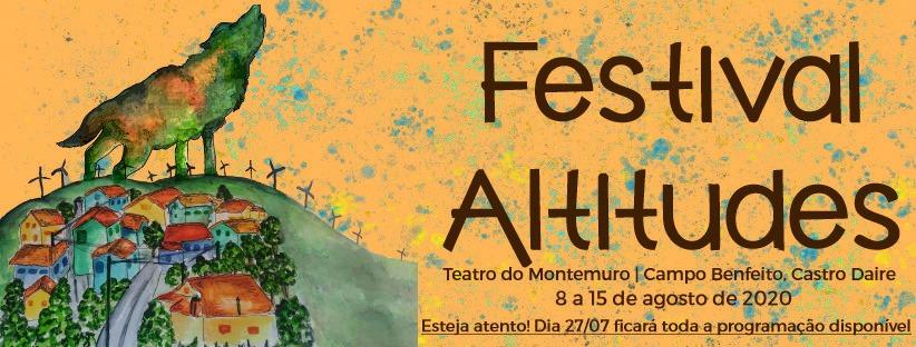 Festival Altitudes vai acontecer este ano!