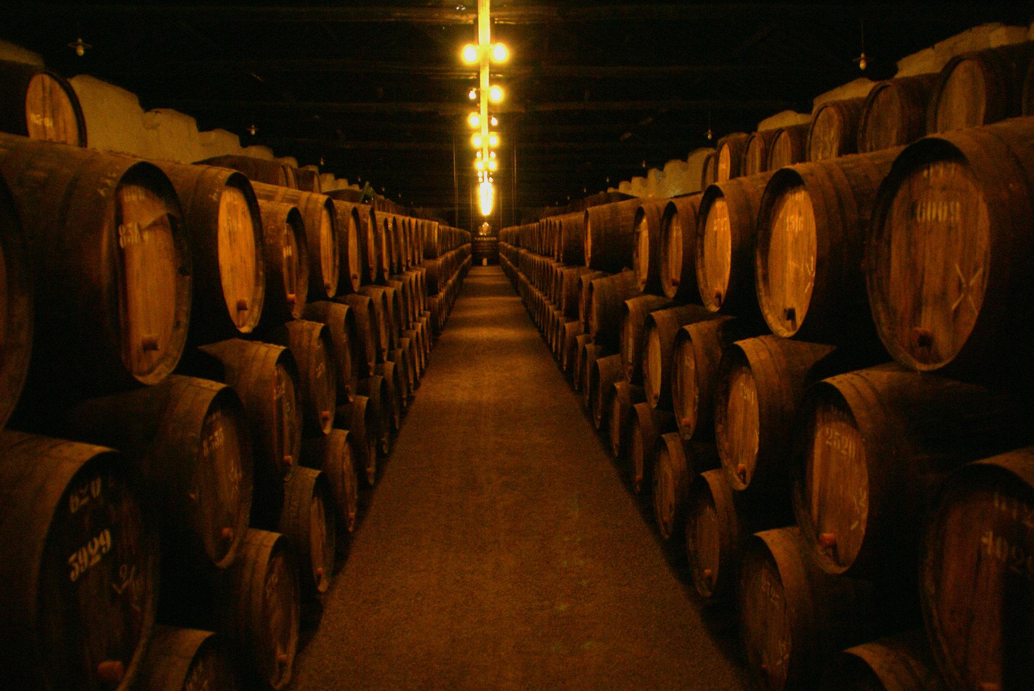 Quebra de cerca de 6% na produção de vinho do Porto