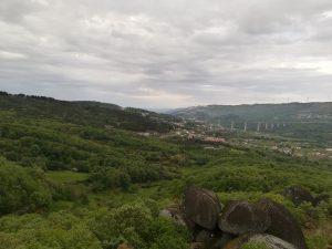 Paisagem em Vila Pouca de Aguiar