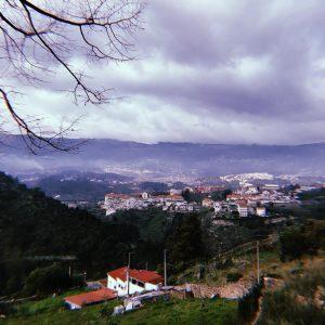 Paisagem em Vila Real