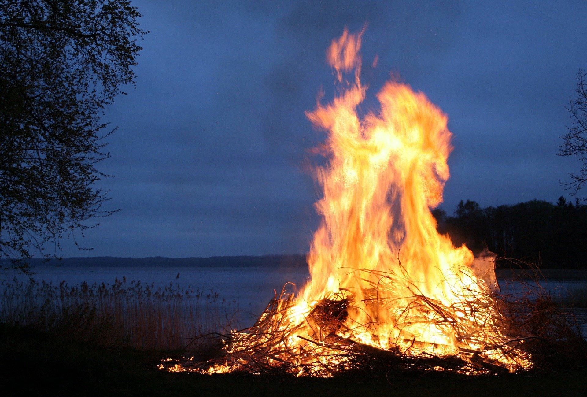 Restrições do período crítico para a ocorrência de incêndios