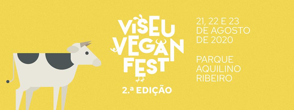 Segunda Edição do Viseu Vegan Fest no próximo fim de semana