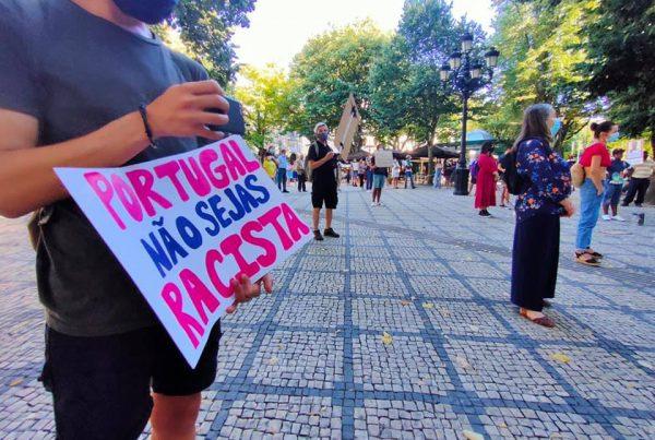 Manif Anti-Racista Viseu