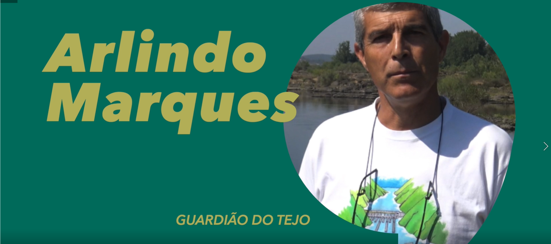 A luta do Guardião do Tejo