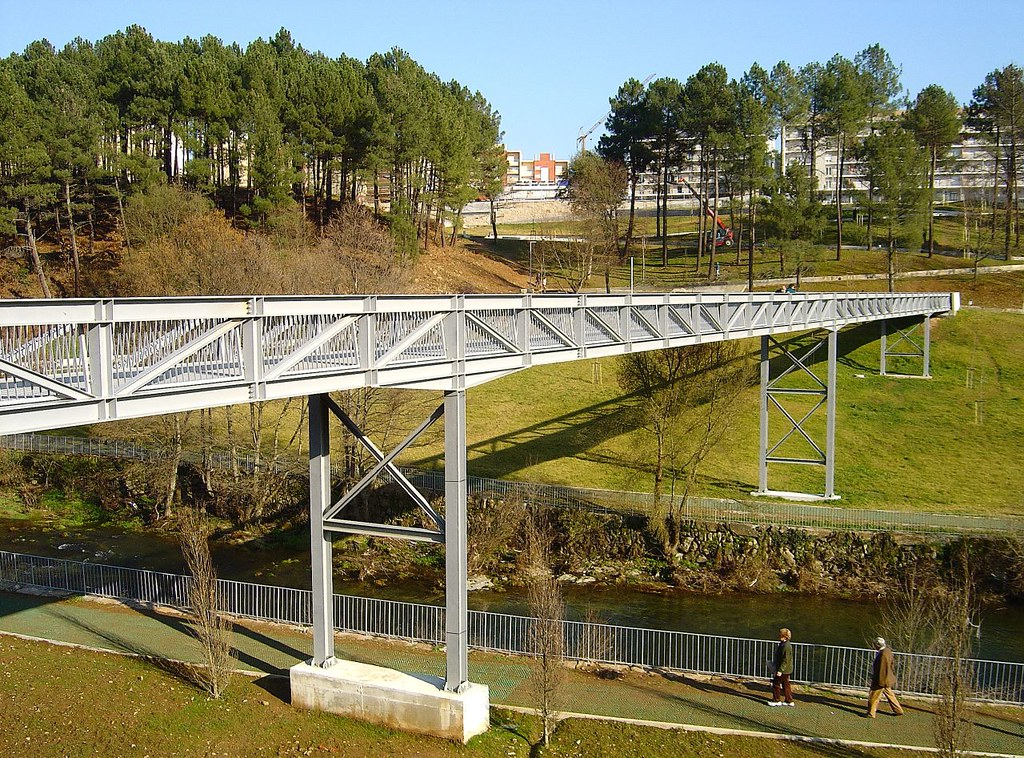 Parque de Codessais - Vila Real