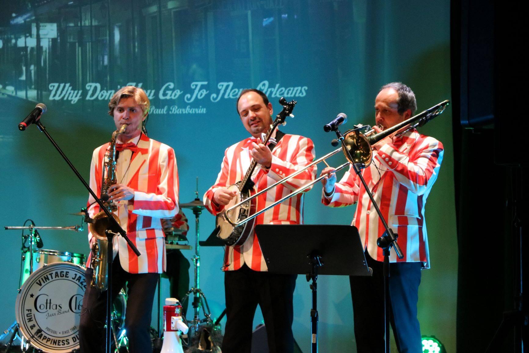 Jazz nas Termas começa no distrito de Viseu no último fim de semana de agosto