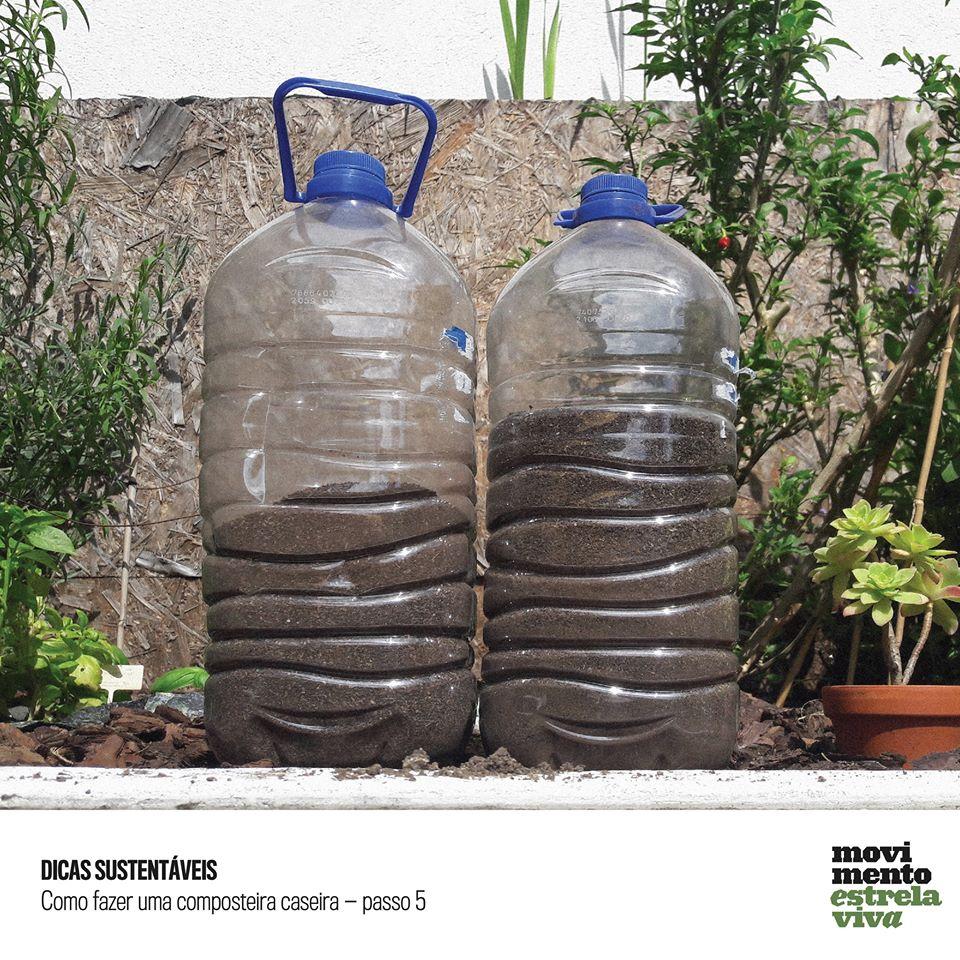 Dicas Sustentáveis: como fazer uma composteira caseira