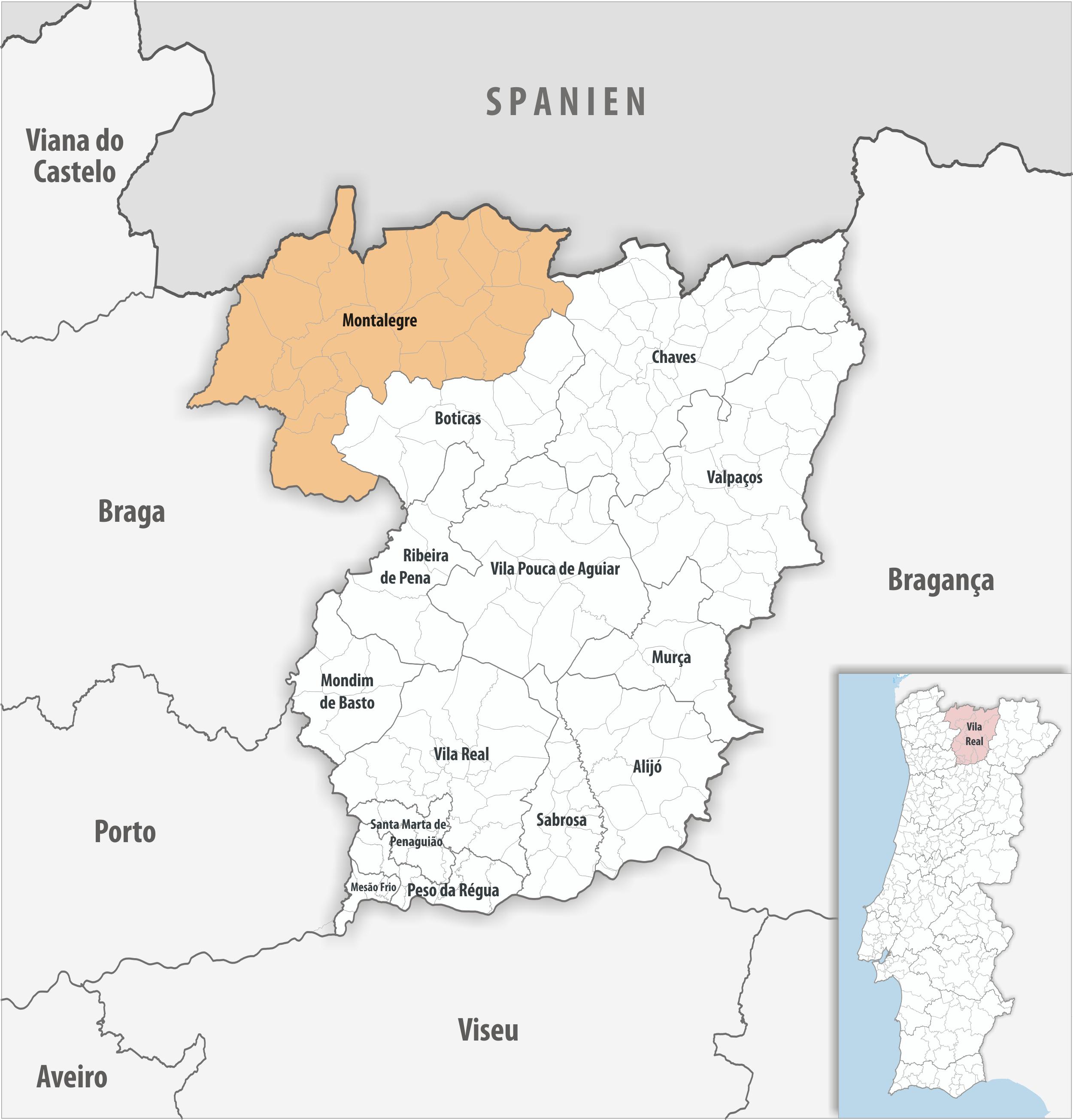 Radiografias Concelhias: Montalegre