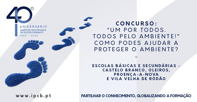 Castelo Branco, Oleiros, Proença-a-Nova e Vila Velha de Ródão: alunos distinguidos por trabalhos sobre ambiente