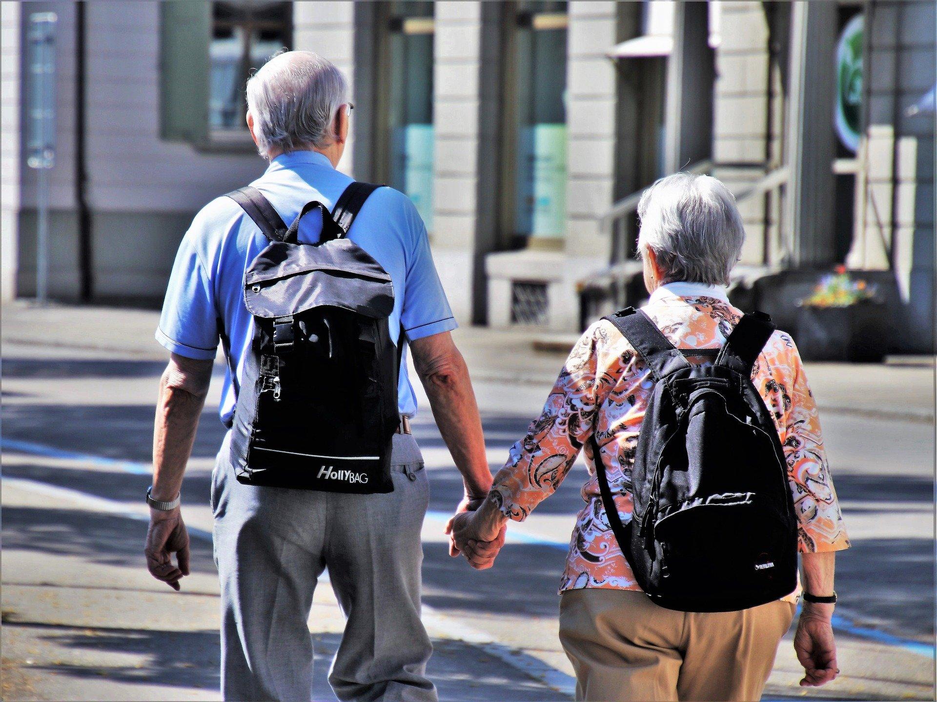 """""""É preciso repensar todo o modelo que temos de cuidados para os idosos"""""""