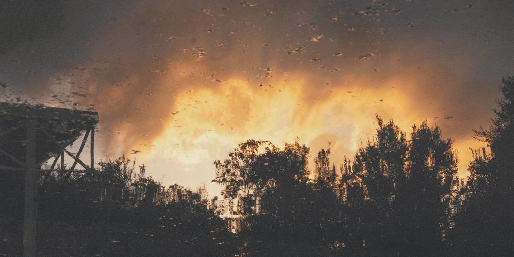 Incêndio | Sergio Torres on Unsplash