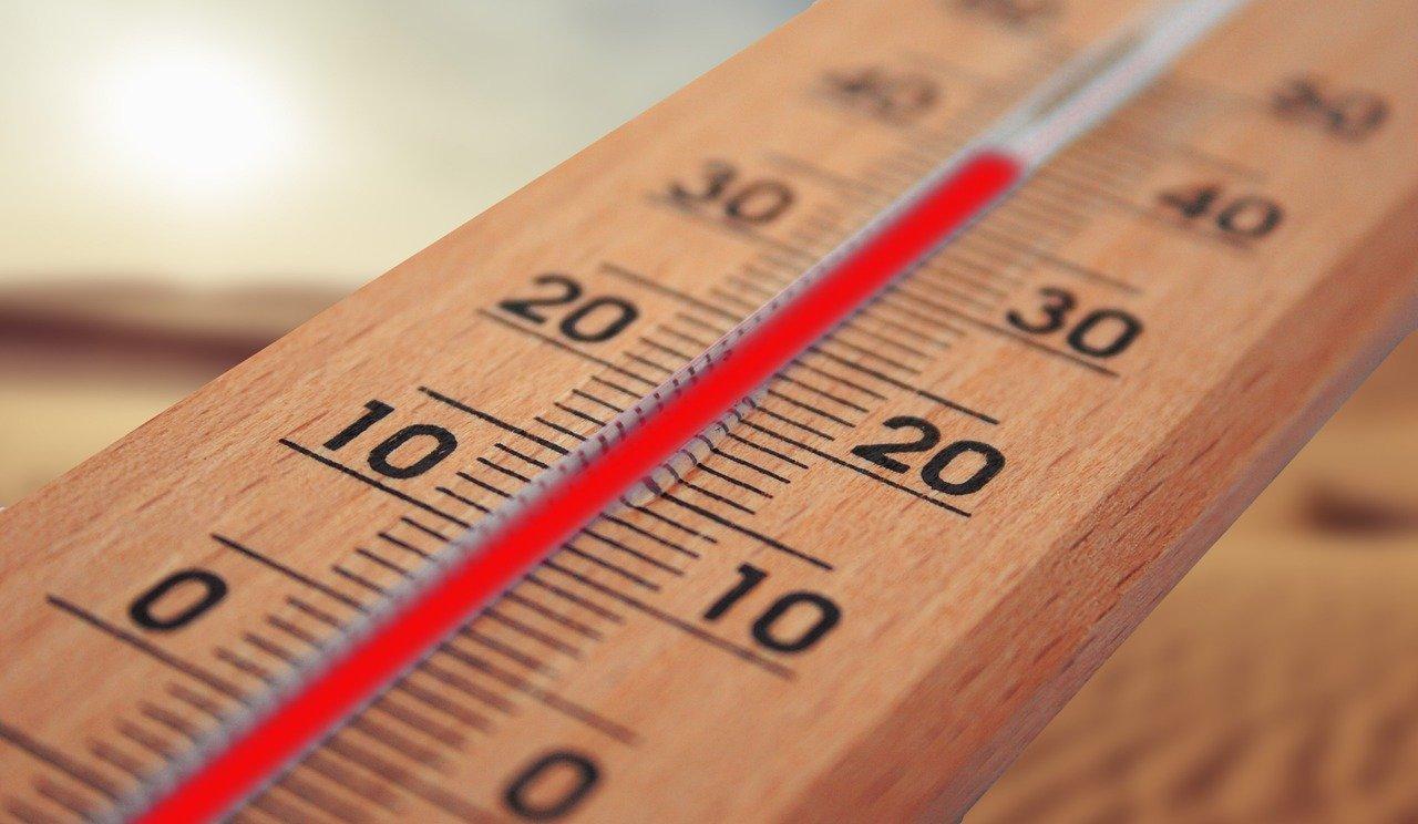 Sete primeiros meses do ano foram os mais quentes desde 1931