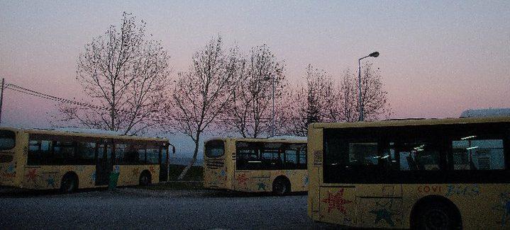 Os transportes públicos em Verdelhos/Covilhã