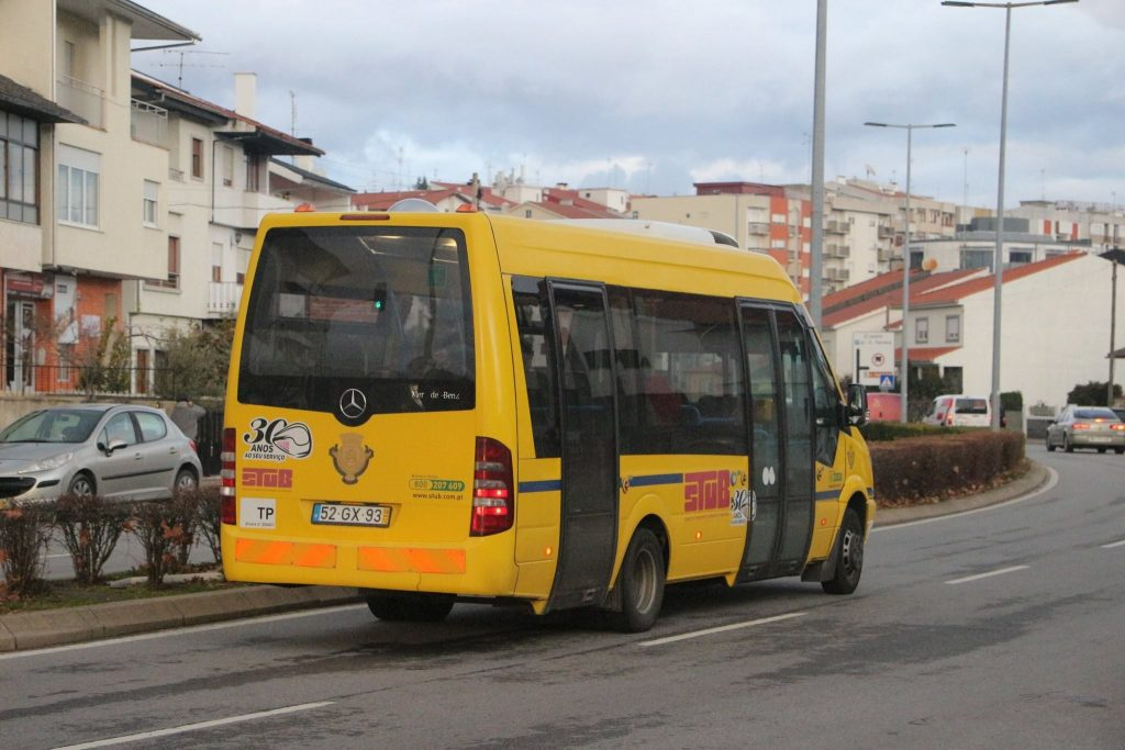 Autocarro - Bragança