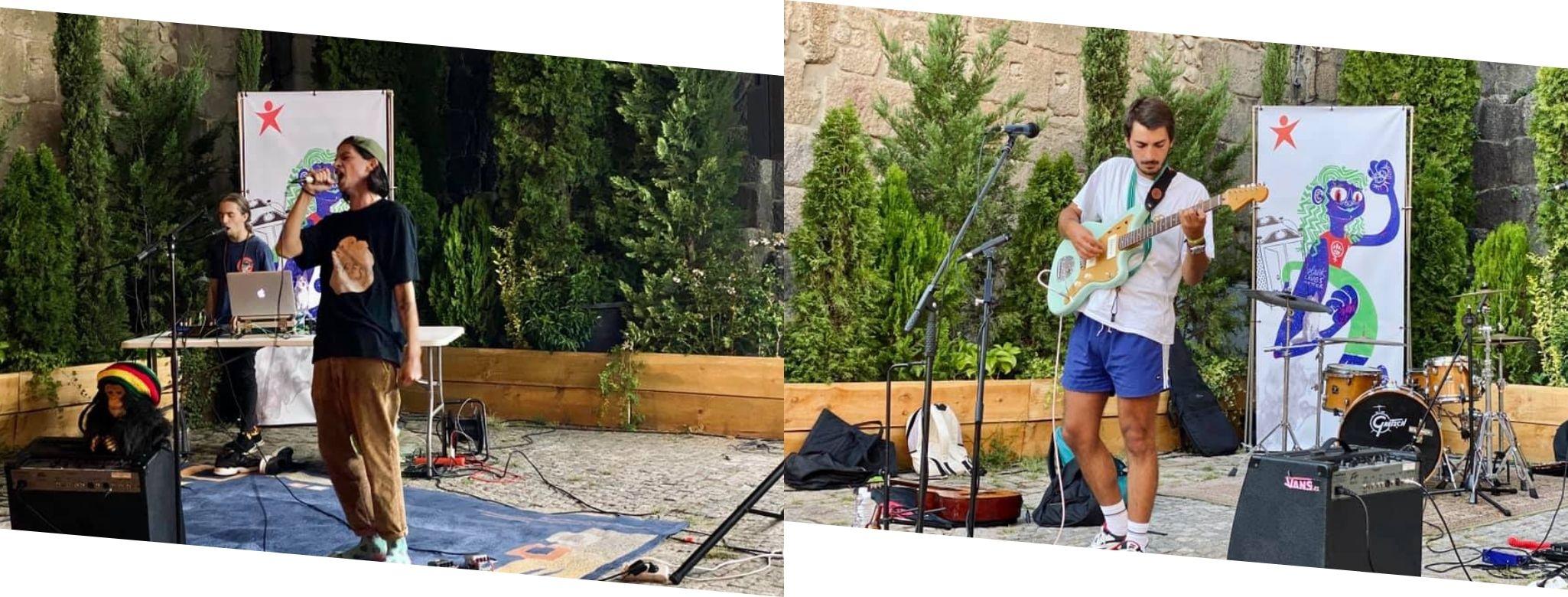 Masena e Smoke Hills são semi-finalistas de concurso de bandas nacional