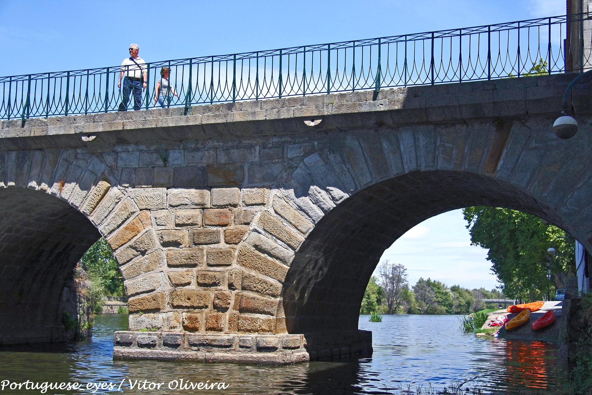 População votou contra regresso de automóveis à ponte romana de Chaves