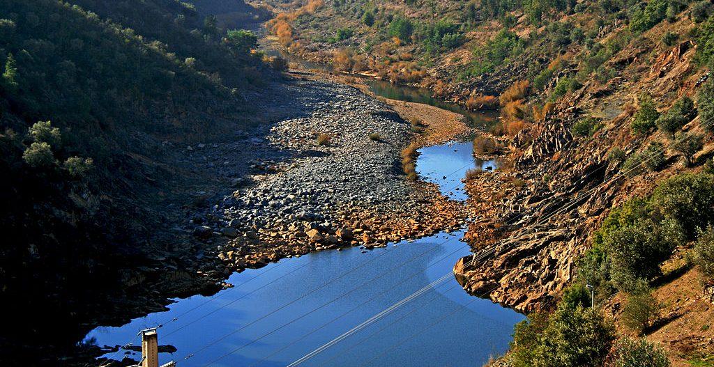 Localização da barragem no rio Ocreza continua a ser desconhecida