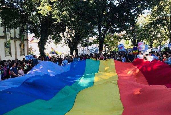 Marcha LGBTI Viseu
