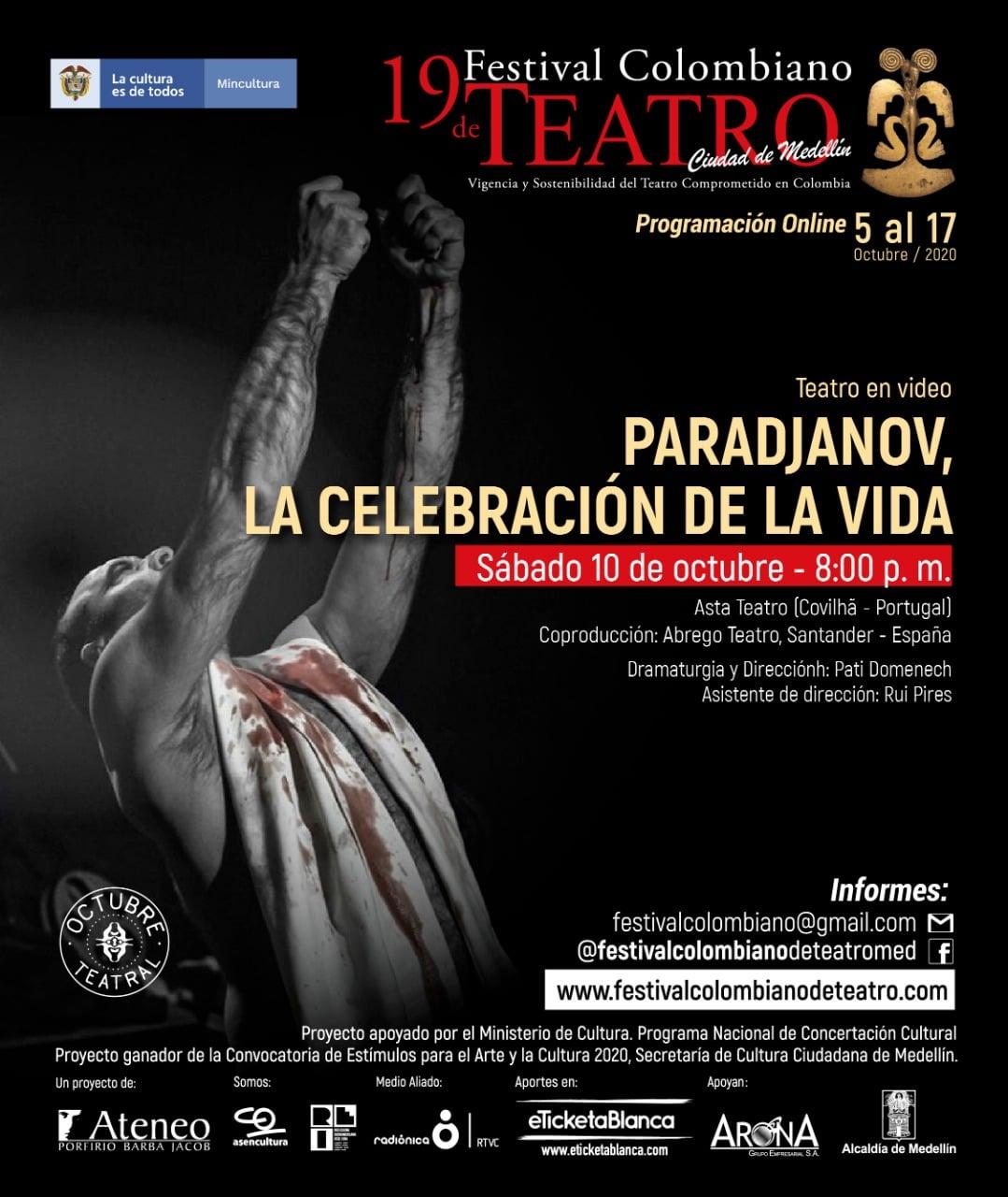 ASTA vai exibir espetáculo em festival da Colômbia