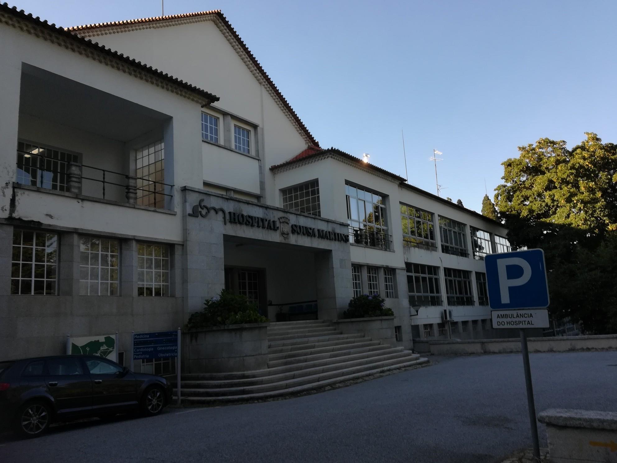 Hospital da Guarda: doentes acumulam-se nos corredores das Urgências