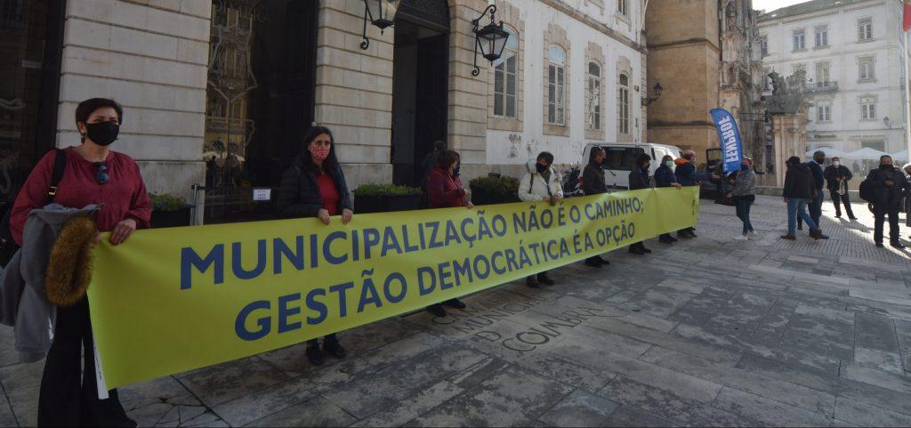 Manifestação Fenprof