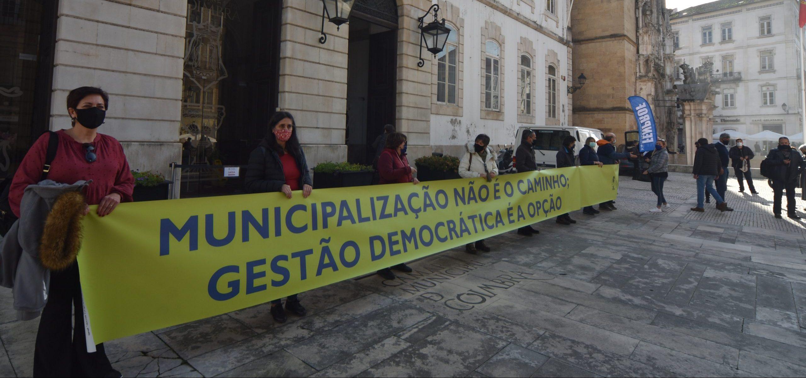 Fenprof lança petição contra a municipalização da educação