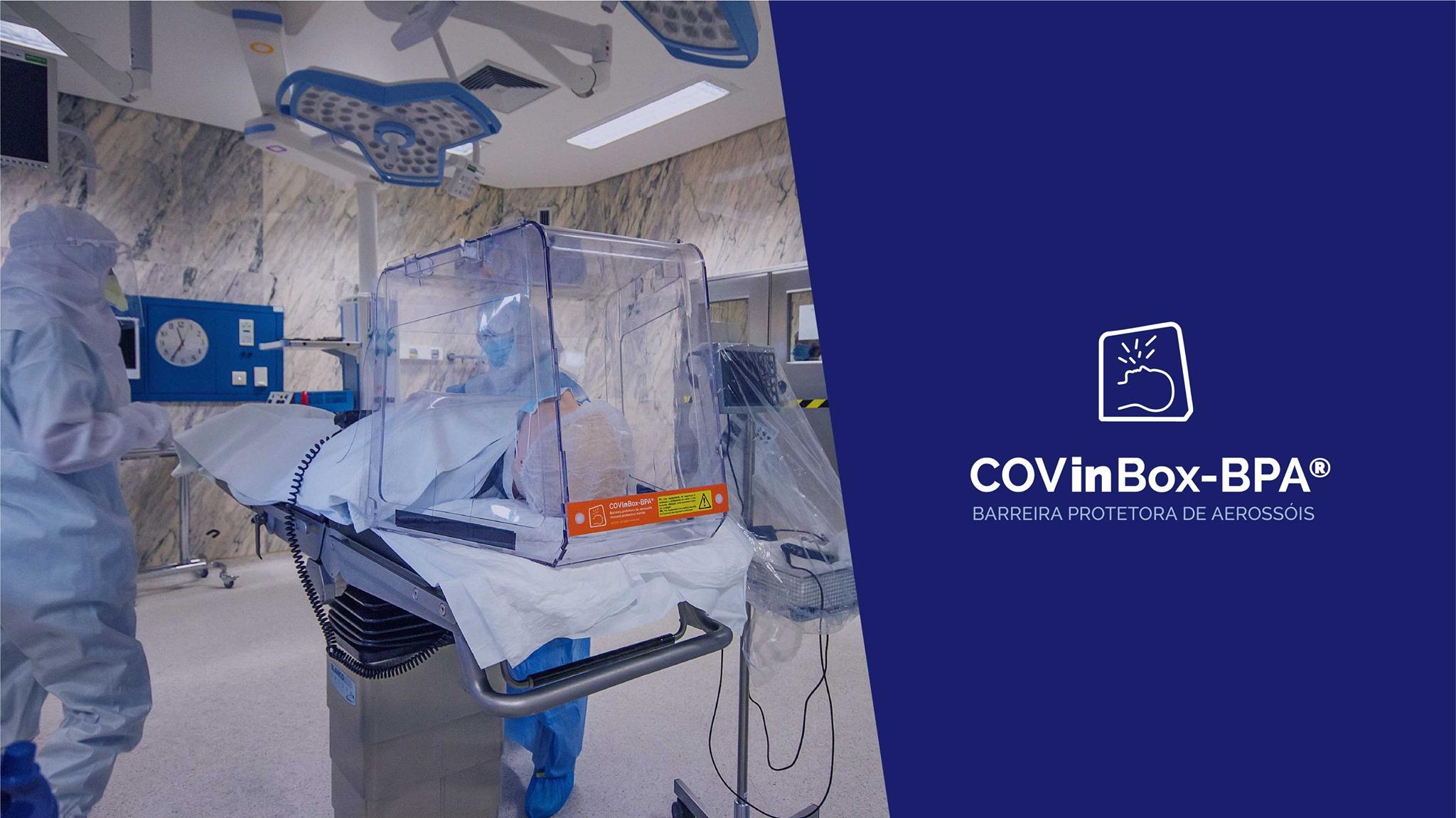 Covid-19: equipamento de proteção para profissionais de saúde nasce na Covilhã