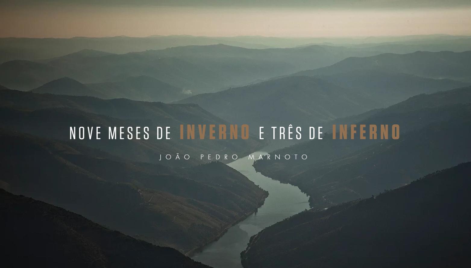 """""""Nove Meses de Inverno e Três de Inferno"""" – Uma Série Documental Online"""