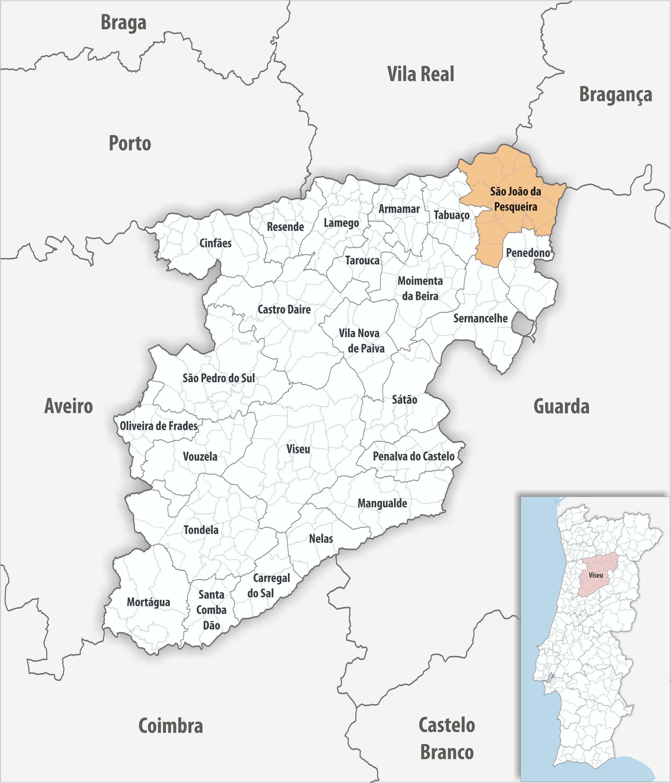 Radiografias Concelhias: São João da Pesqueira