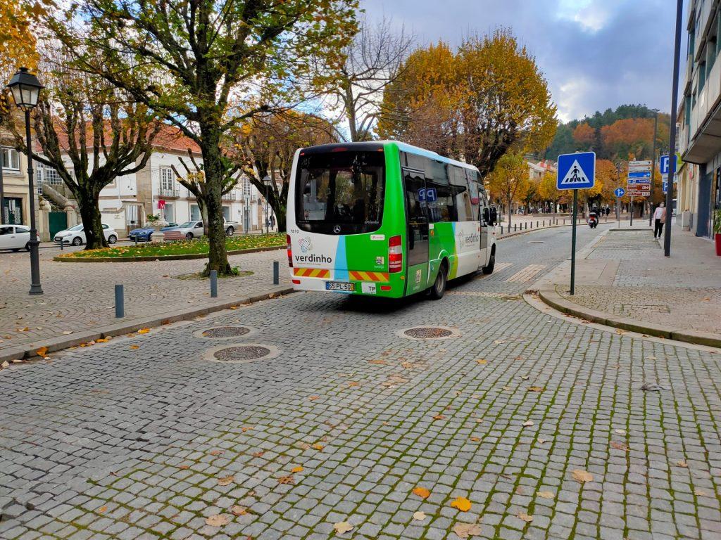 Verdinho - Autocarro Lamego