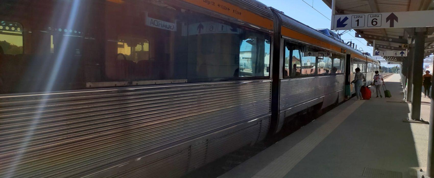comboio - Guarda