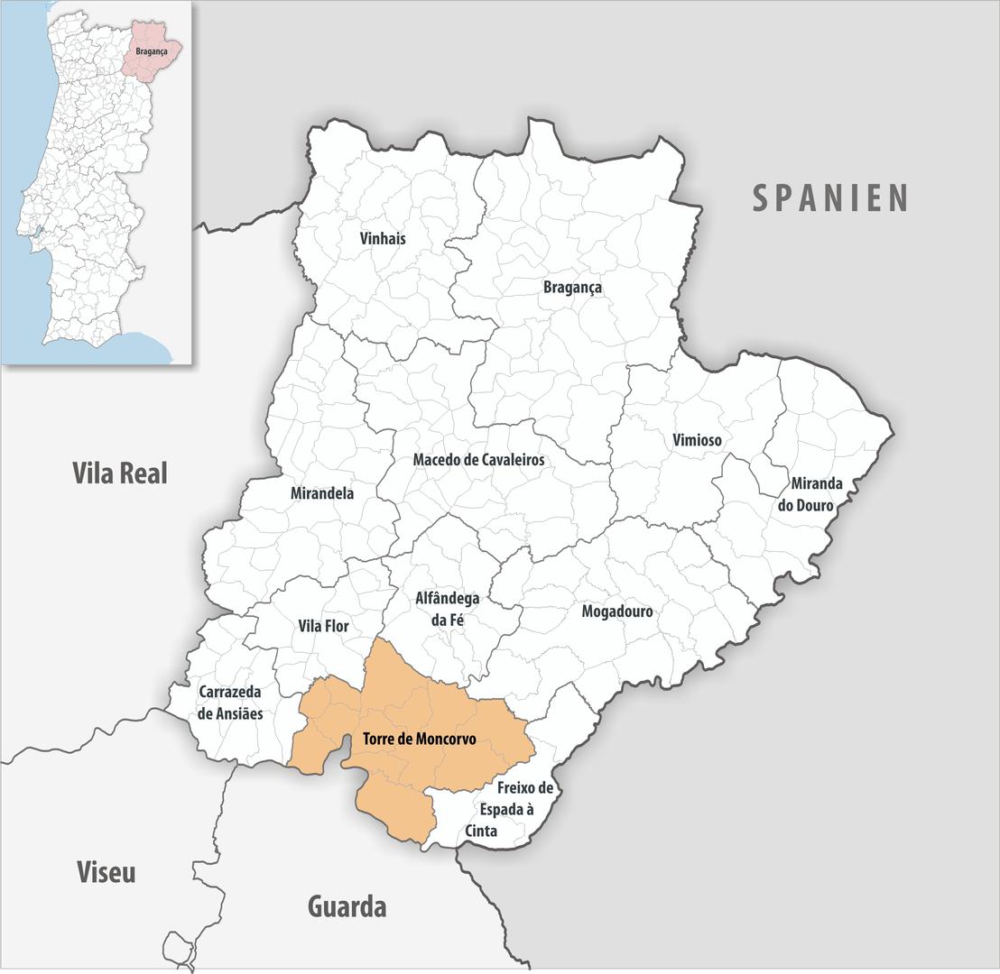 Radiografias Concelhias: Torre de Moncorvo