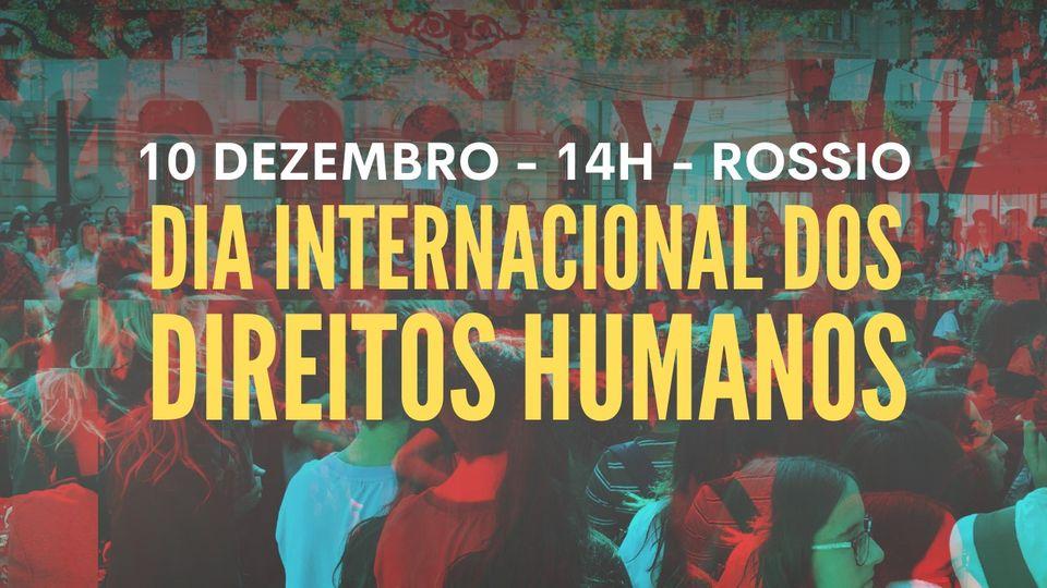 10 de Dezembro – Dia Internacional dos Direitos Humanos assinalado em Viseu