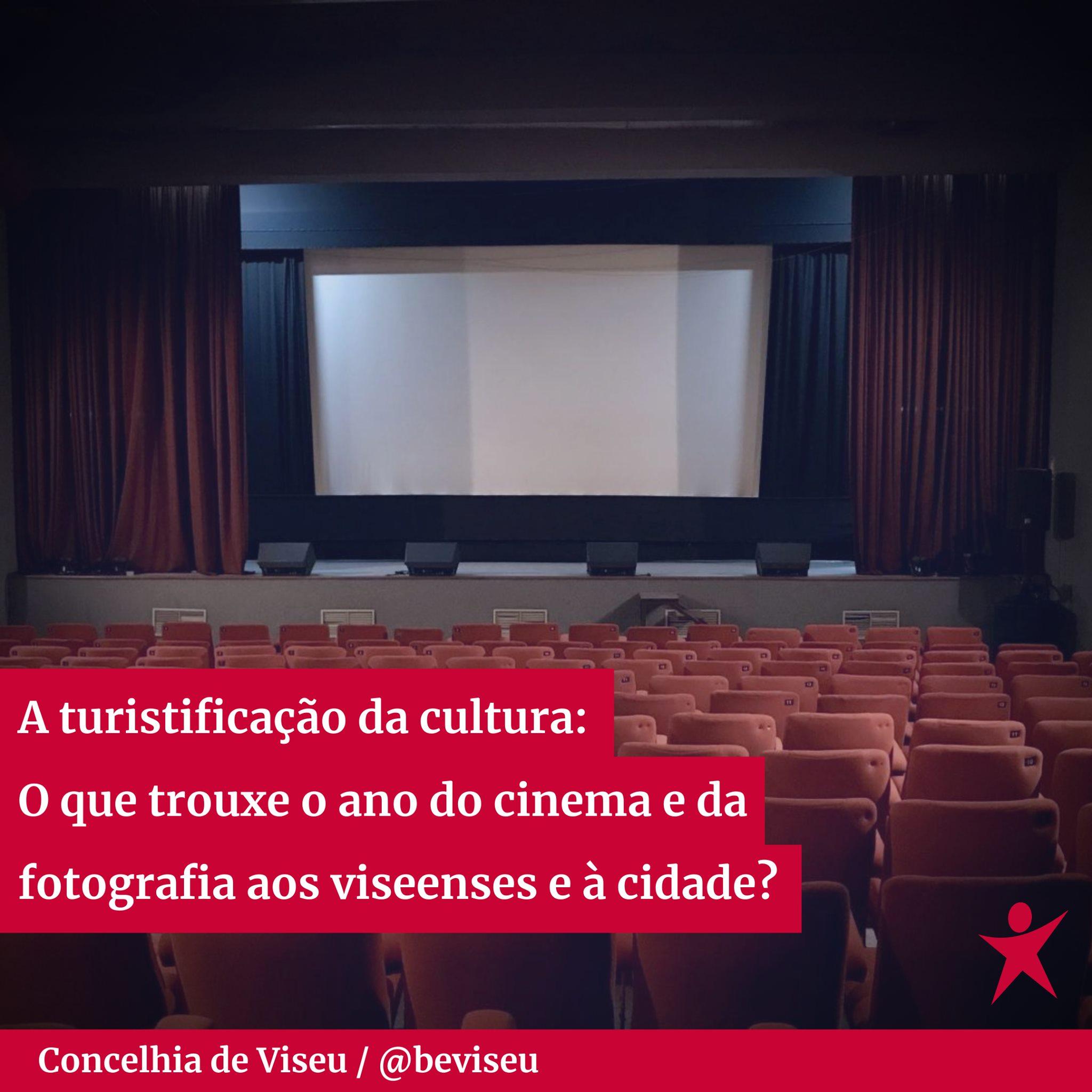 """Viseu: Bloco acusa a Câmara de """"turistificação da cultura"""""""