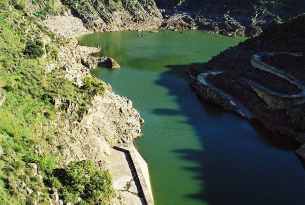 Barragem de Miranda do Douro