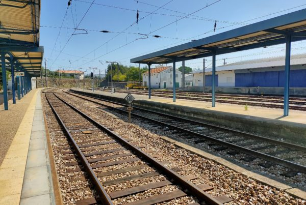 Linha - Comboio - Mangualde