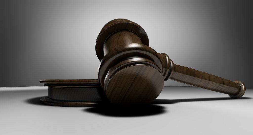 Tribunal - Justiça - Martelo