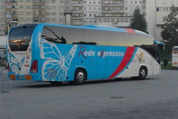 Foto por André Ribeiro | Apaixonado por Autocarros (Facebook)