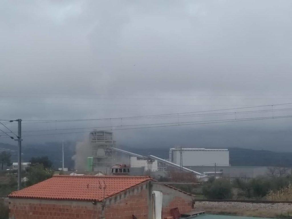 Central de Biomassa do Fundão