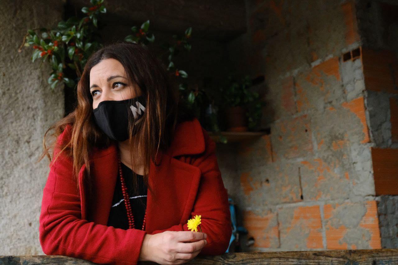 Marisa homenageou em Alcouce o mundo rural confinado