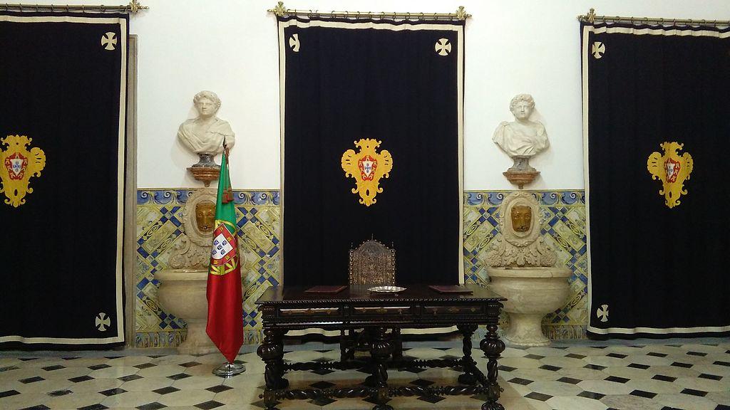 Sala das Bicas - Palácio de Belém