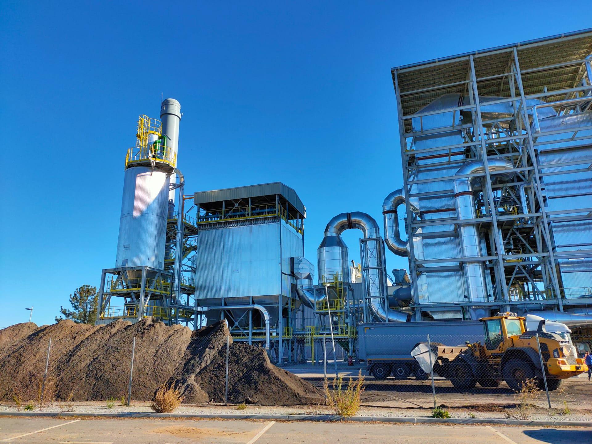 Associação ambientalista ZERO apela à suspensão da atividade da Central de Biomassa do Fundão
