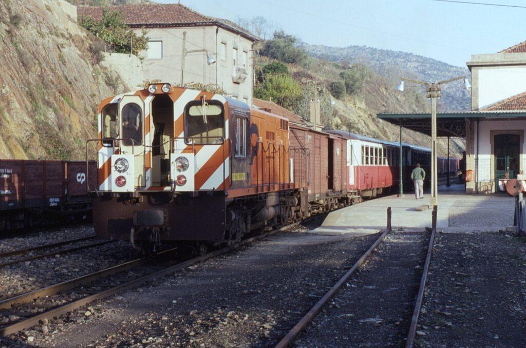Comboio / Linha do Tua